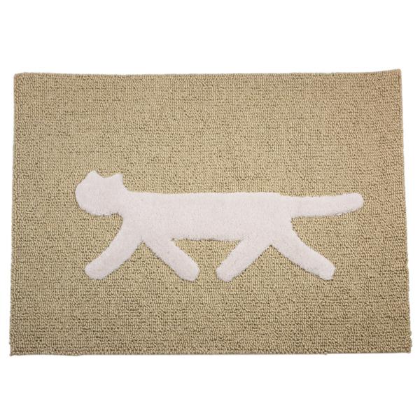 Rondo Cat Mat(M) アイボリー