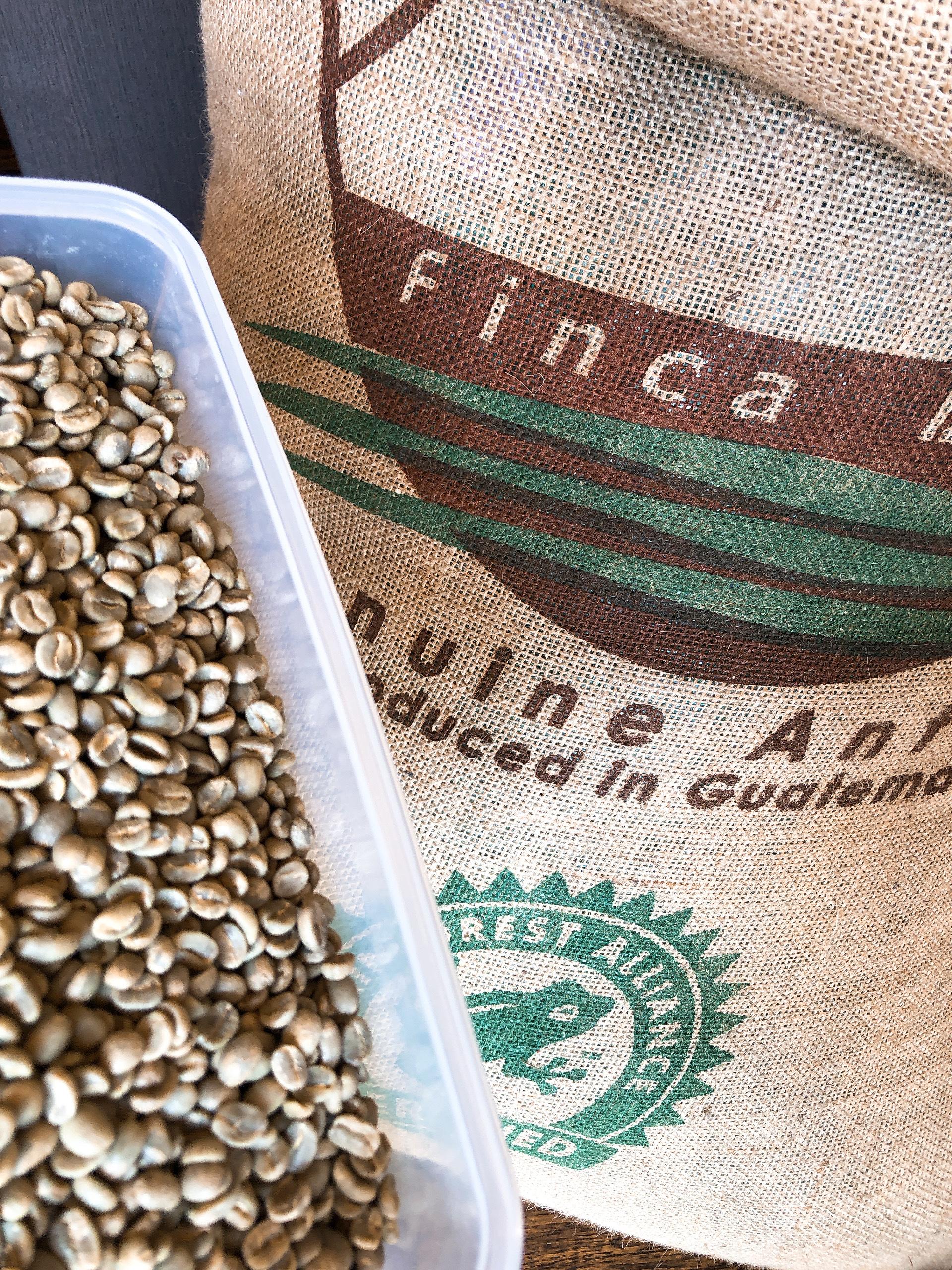 グアテマラ アンティグア ウォッシュド 200g(豆) アルト・デ・メディナ農園