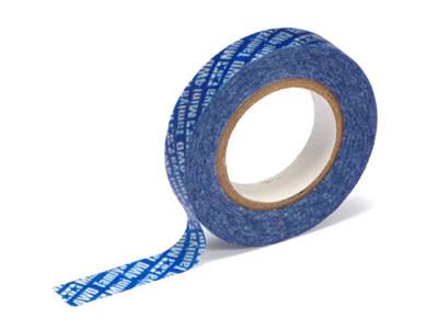ミニ四駆マルチテープ(10㎜幅 ブルー)
