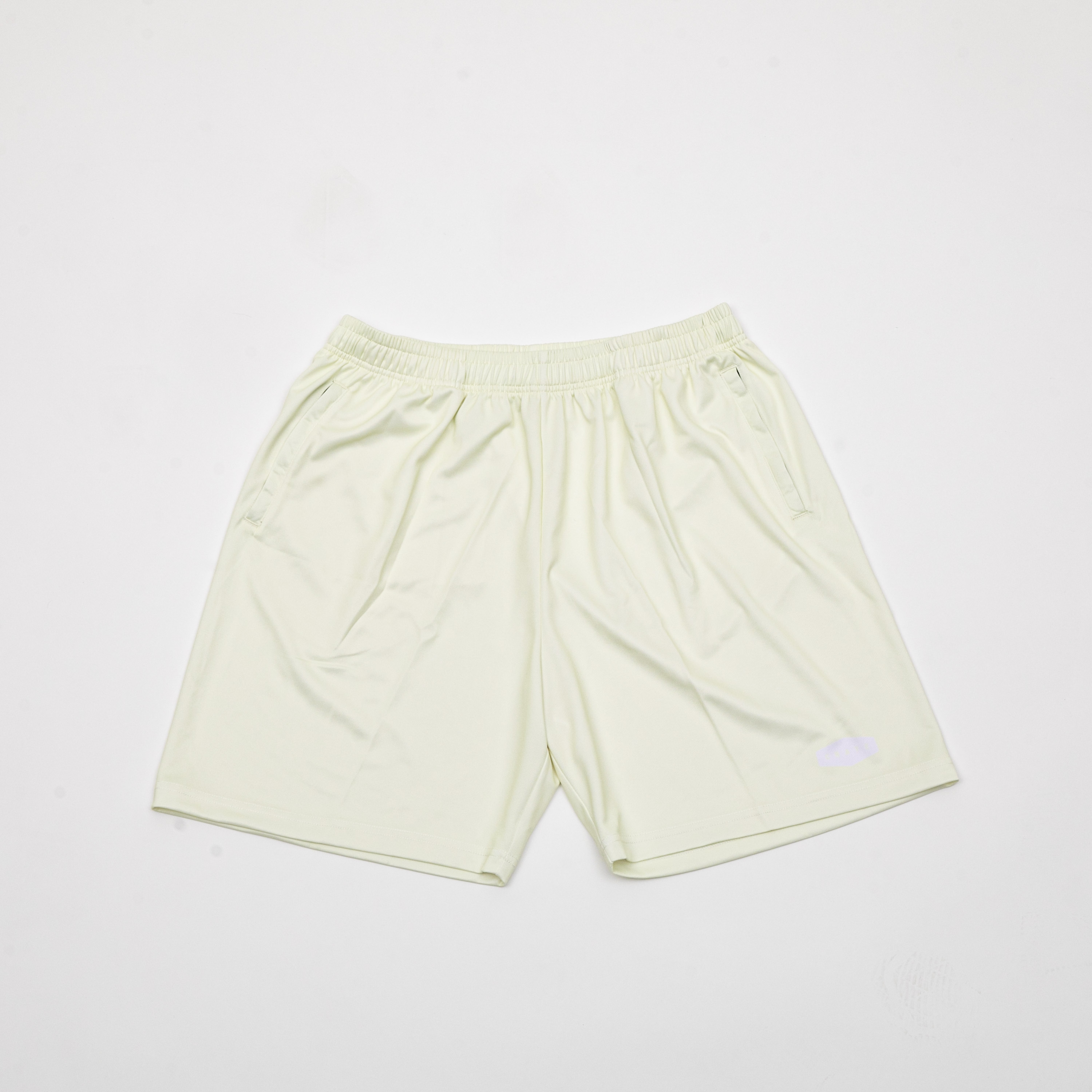 CRATE LOGO MSH PANTS LIGHT YELLOW