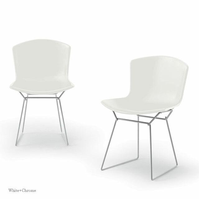 Knoll Bertoia Plastic Side Chair(ノル ベルトイアプラスチックサイドチェア)