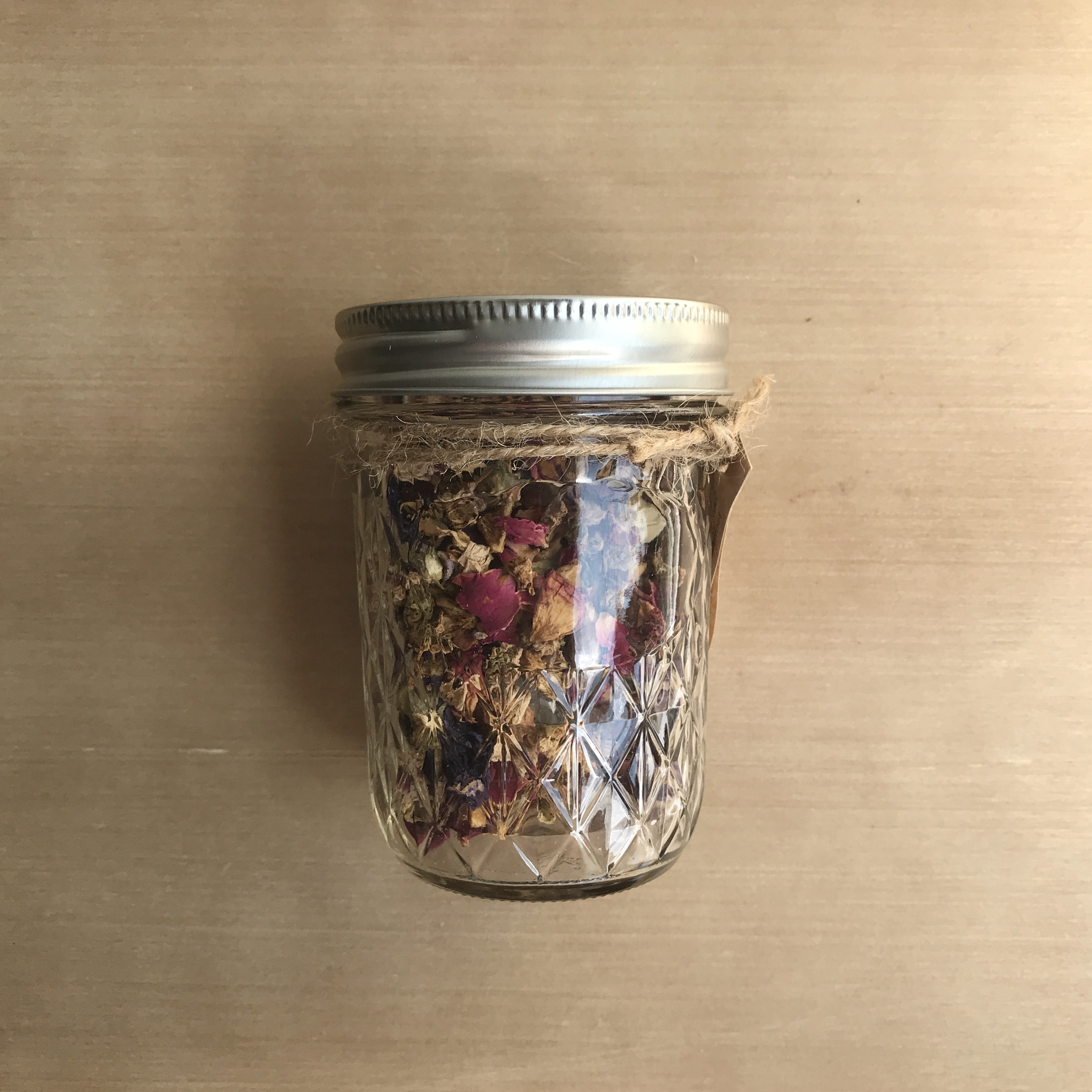 """ FROM NOW ON... herbal tea オーガニックハーブティー / Violet flower 15g """