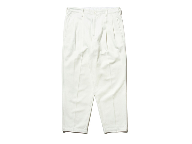 DEMARCOLAB|BIGDADDY40 TWILL CHINO
