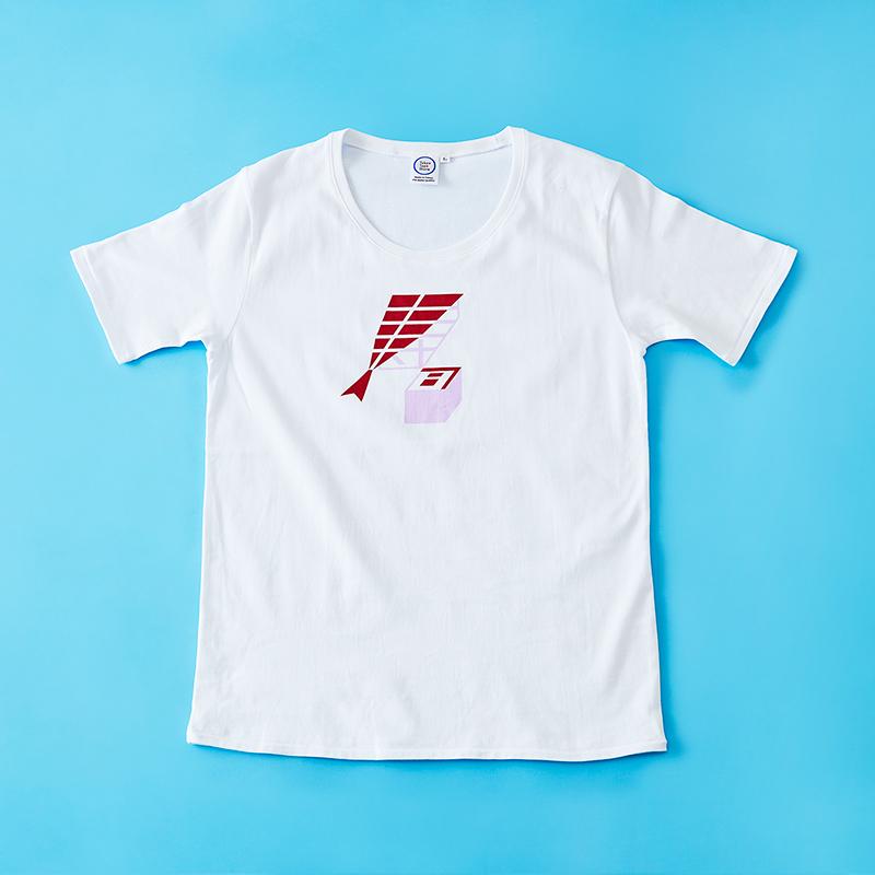 """Japan x Kanji""Tシャツ Sushi  寿司  T1710"