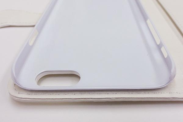 ※受注発注 iPhone だんじり宮本町-モノグラム-white 手帳型スマホケース