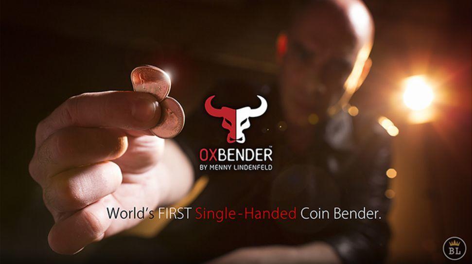 OX Bender オックスベンダー/超実用的コインベンディングギミック