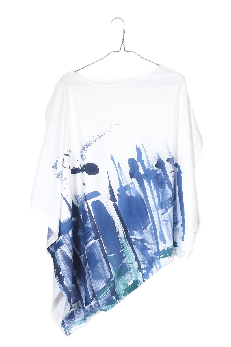 2 WAY WEARABLE ART LOOSE T-shirt [送料/税込]235096