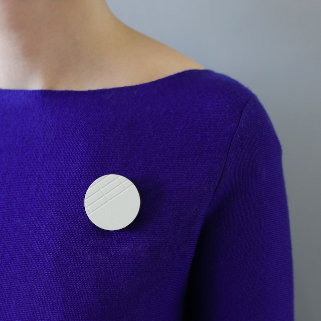 one we made earlier  -Wil Brooch-