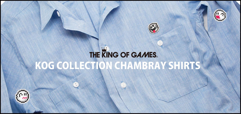 スーパーマリオワールド/ランダムテレサシャンブレー (Color : BLUE) / THE KING OF GAMES