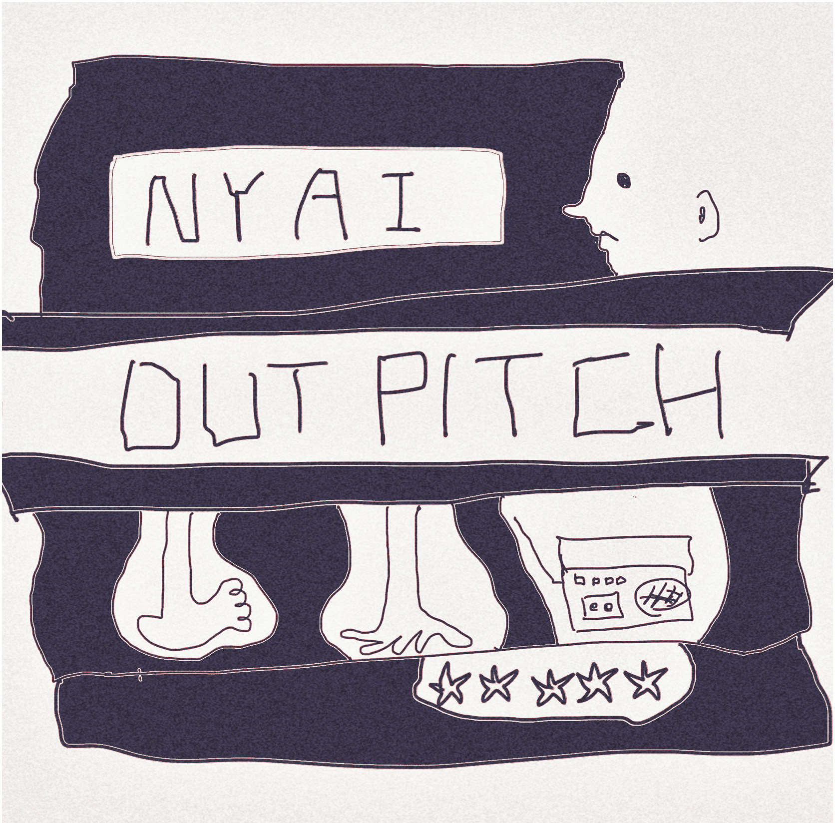 NYAI / OUT PITCH (ダウンロー...