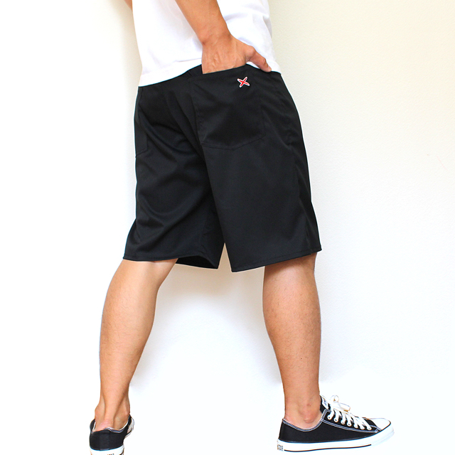 iggy shorts ICON BLACK - 画像1