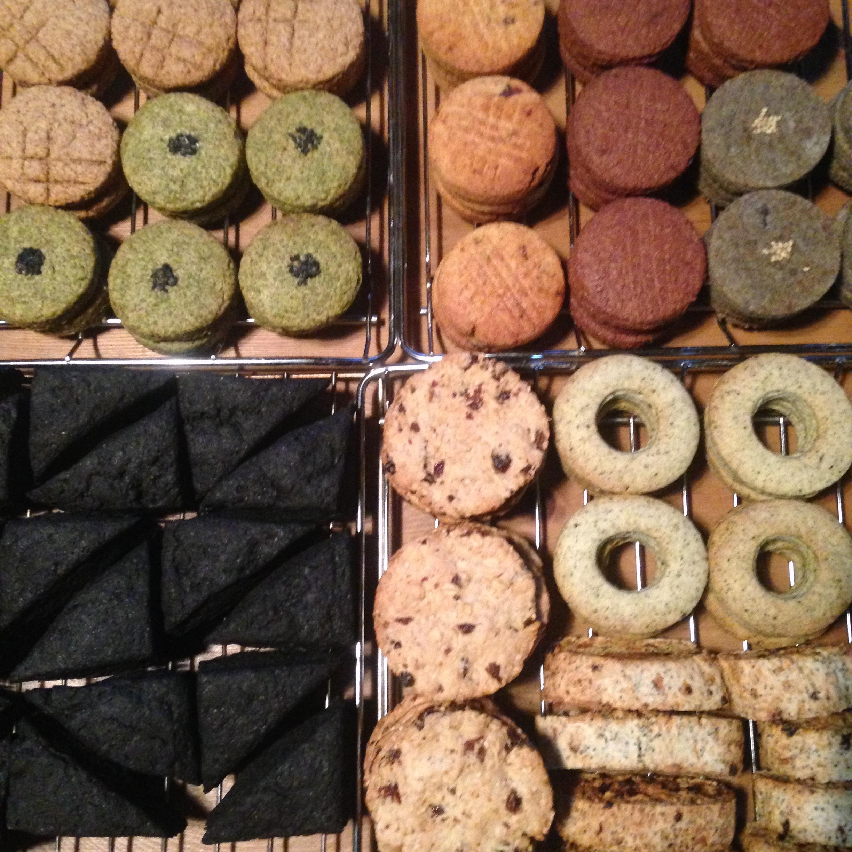Organic素材の焼き菓子おまかせ3種セット - 画像1