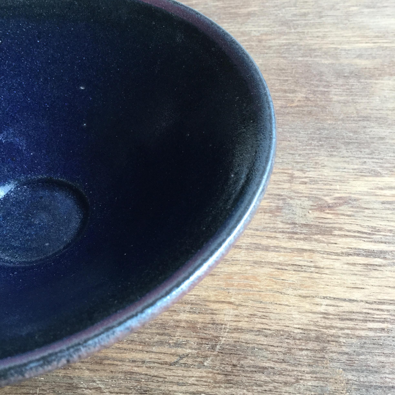 【菊地亨】 碗(赤土) 400 φ16.5㎝×h6.7㎝ 20 - 画像3