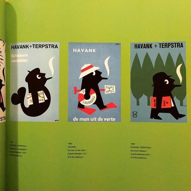 デザインの本「Zwarte Beertjes ディック・ブルーナ 装丁の仕事」 - 画像3