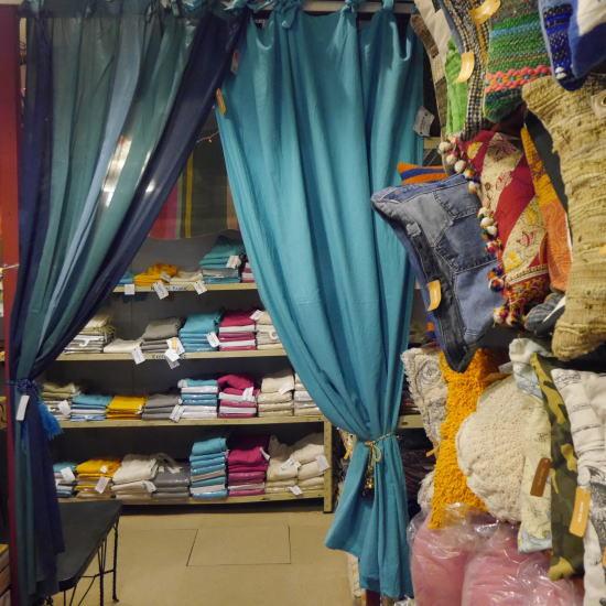 グラーデカーテン 全5色 - 画像3