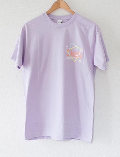 【CHON】Boxes T-Shirts (Oechid)