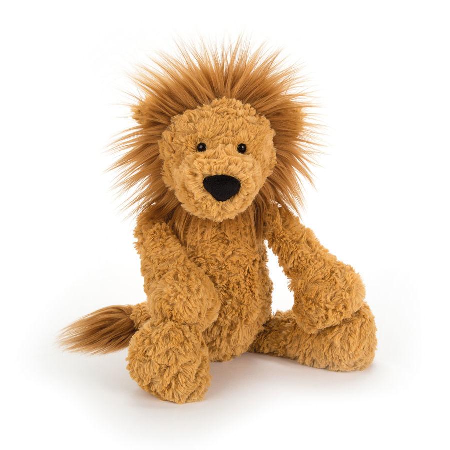 Mumble Lion Small_MUM6L