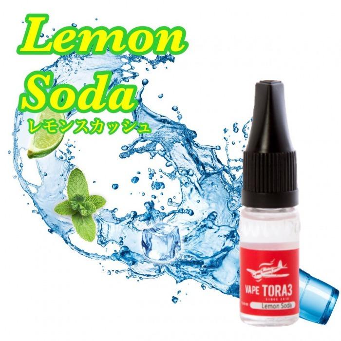 Lemon Soda (レモンスカッシュ風味) 電子タバコ リキッド 10ml VAPETORA3