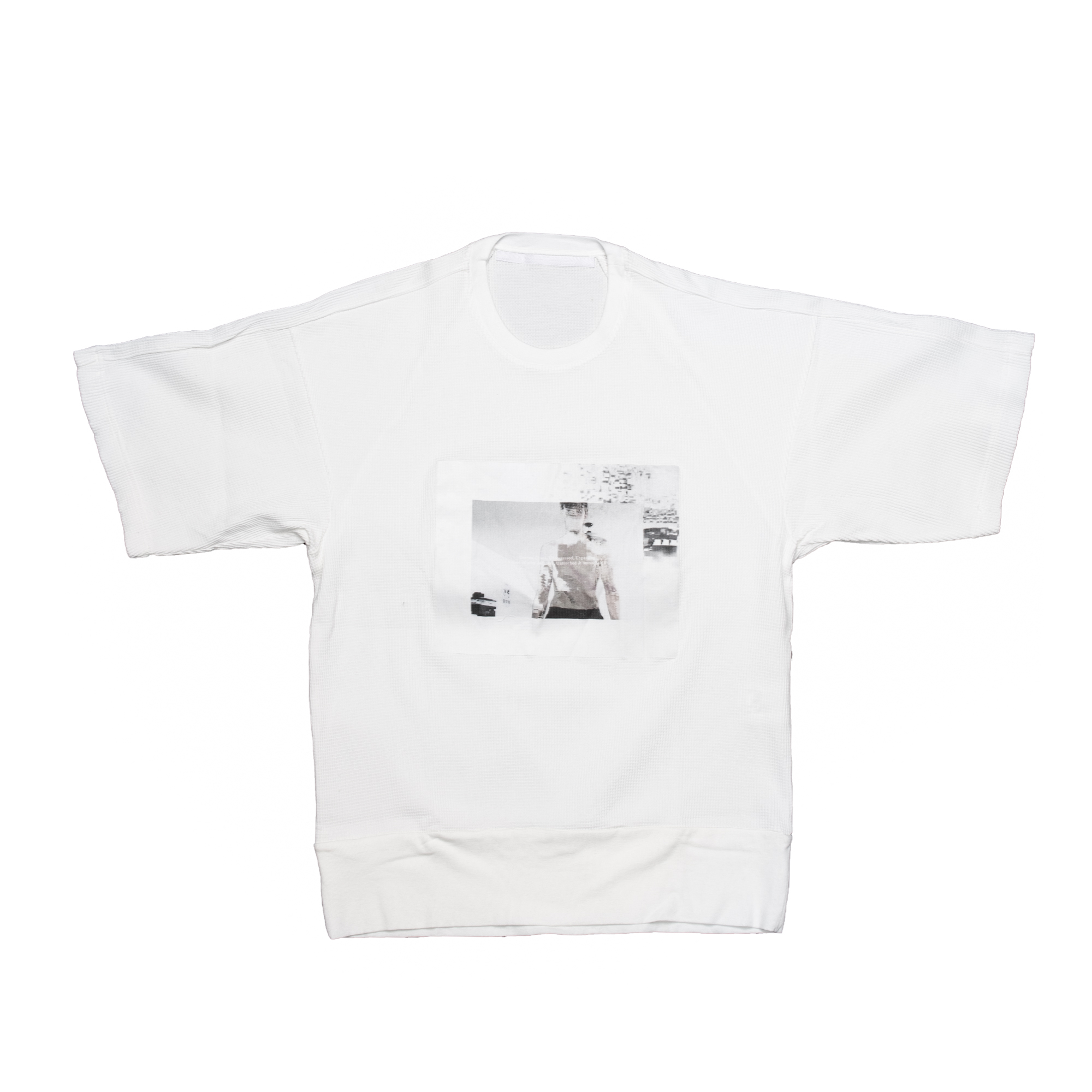657CPM20-OFF / プリント BIG Tシャツ