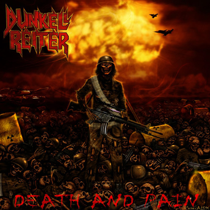 "DUNKELL REITER ""Death And Pain"" (輸入盤)"