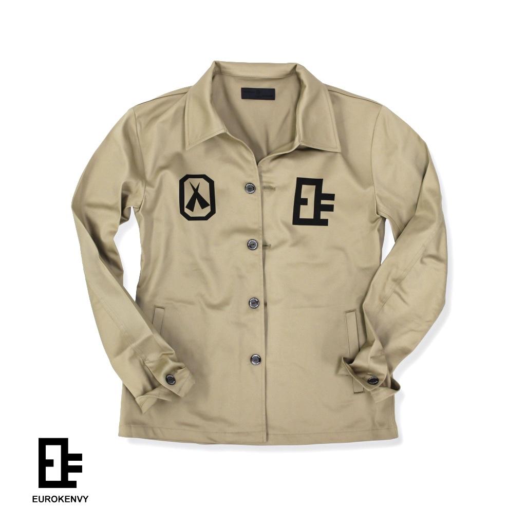 Premium Military Jacket/Beige
