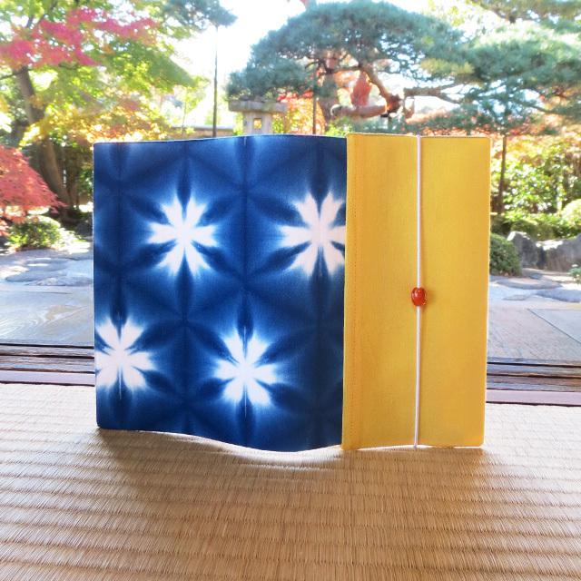 有松鳴海絞、雪花絞り(藍・小紋)
