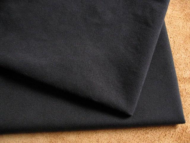 綿ツイル、グリストーン+微起毛加工 マリーン CTM-0051