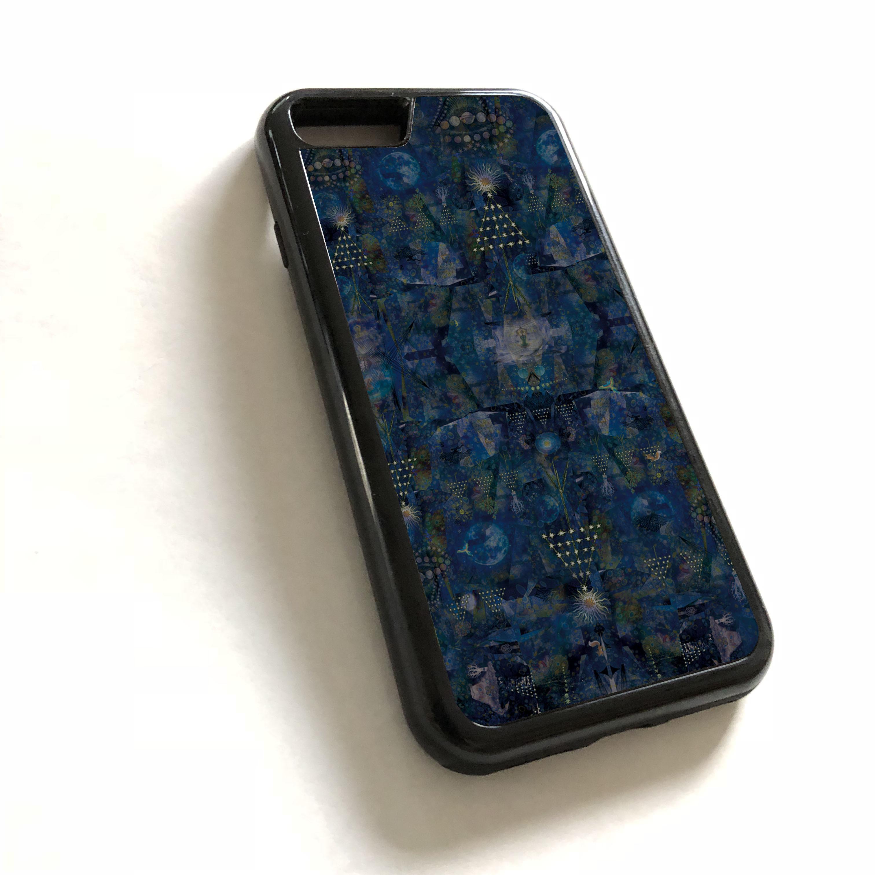 『shinra』 ハイブリットiPhoneケース  「完全オーダー商品」
