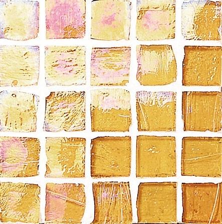 Staind Grass Mosaic【Tiger Eye/Pearl】ステンドグラスモザイク【タイガ-アイ/パ-ル】