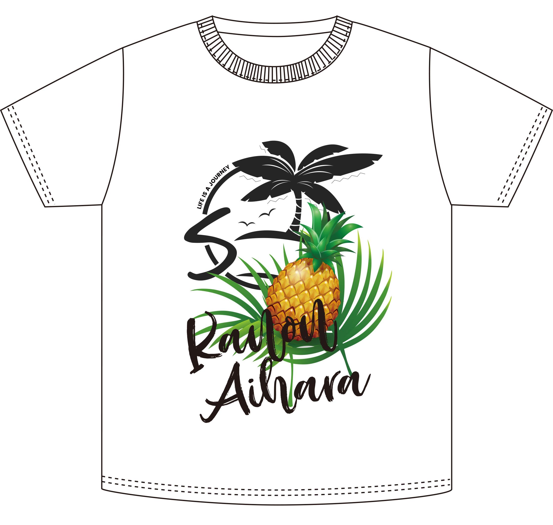 """Tシャツ""""SUMMER""""A /  愛原かのん"""