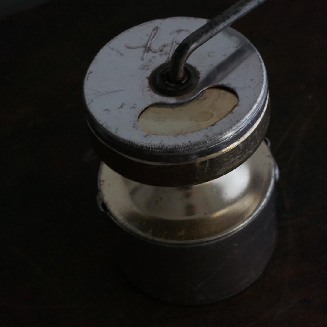 古いフランスのミル