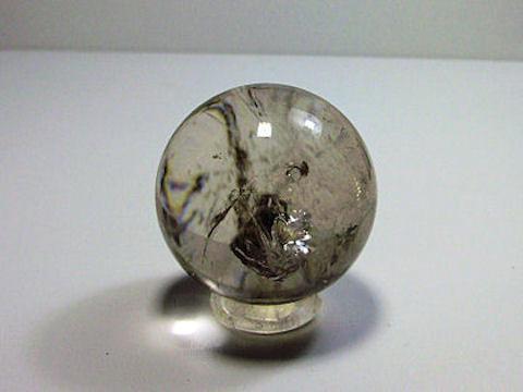 スモーキークォーツ 丸玉03 直径36.8mm