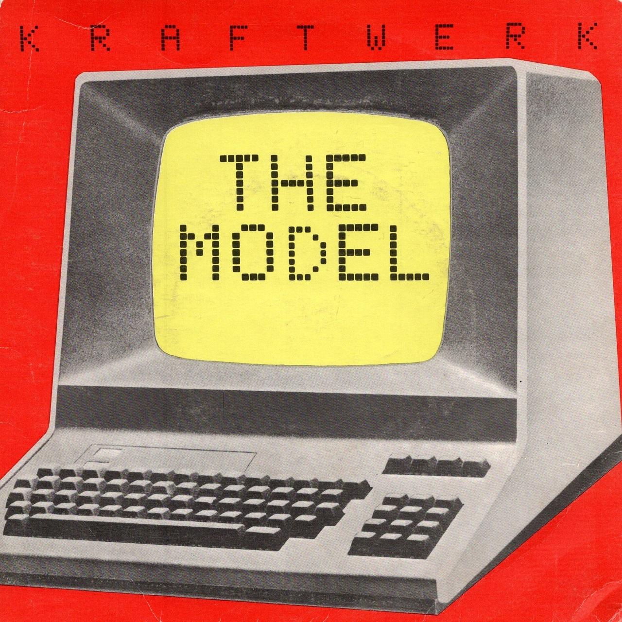【7inch・英盤】Kraftwerk / The Model・Computer Love
