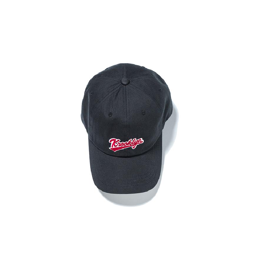 K'rooklyn Logo Cap - Black