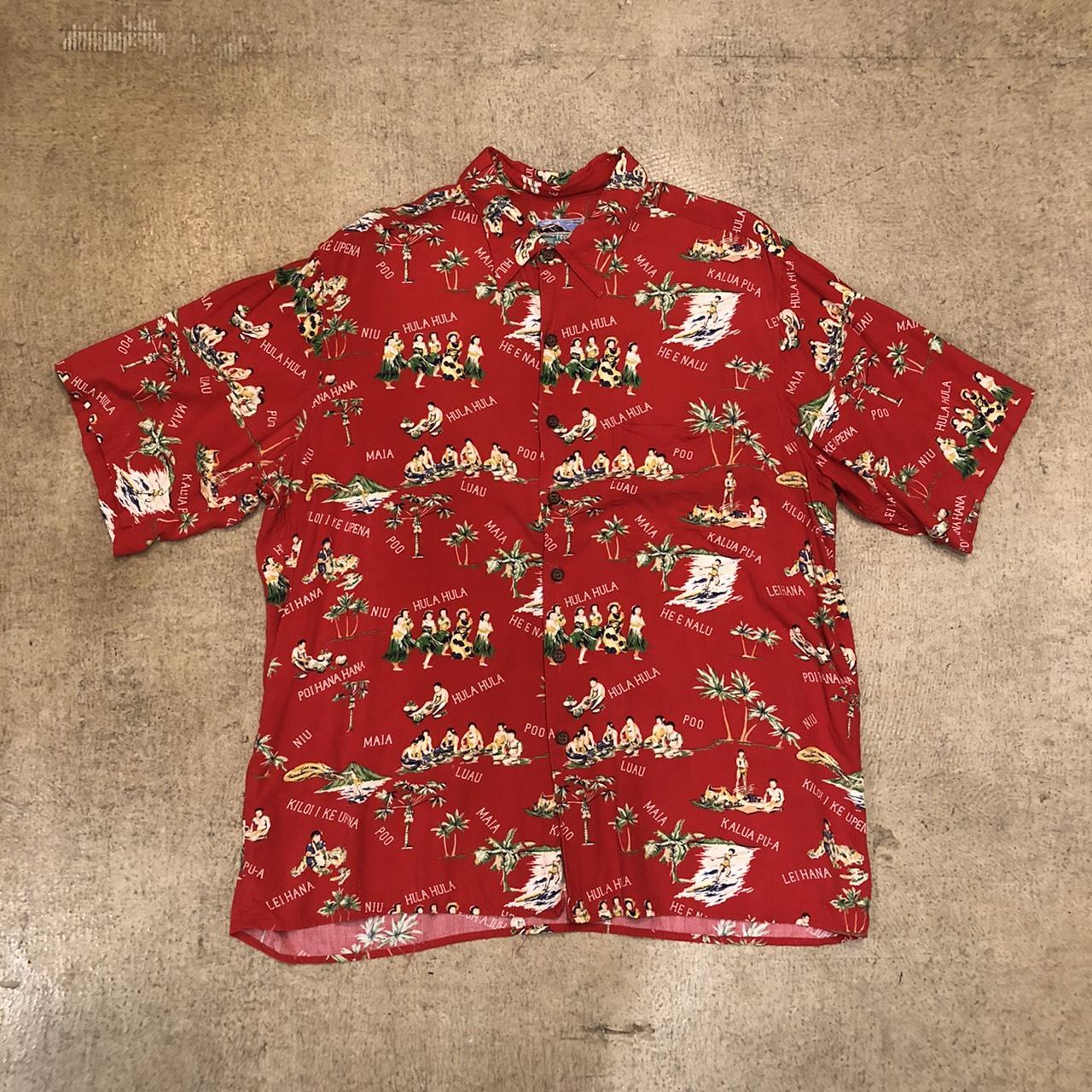 Reyn Spooner 80's Aloha Shirts ¥6,900+tax