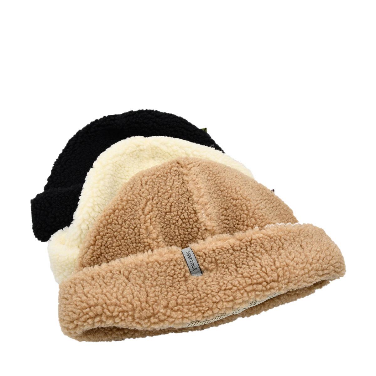 Marmot W's Sheep Fleece Beanie ウィメンズシープフリースビーニー(四角友里コラボ)マーモット