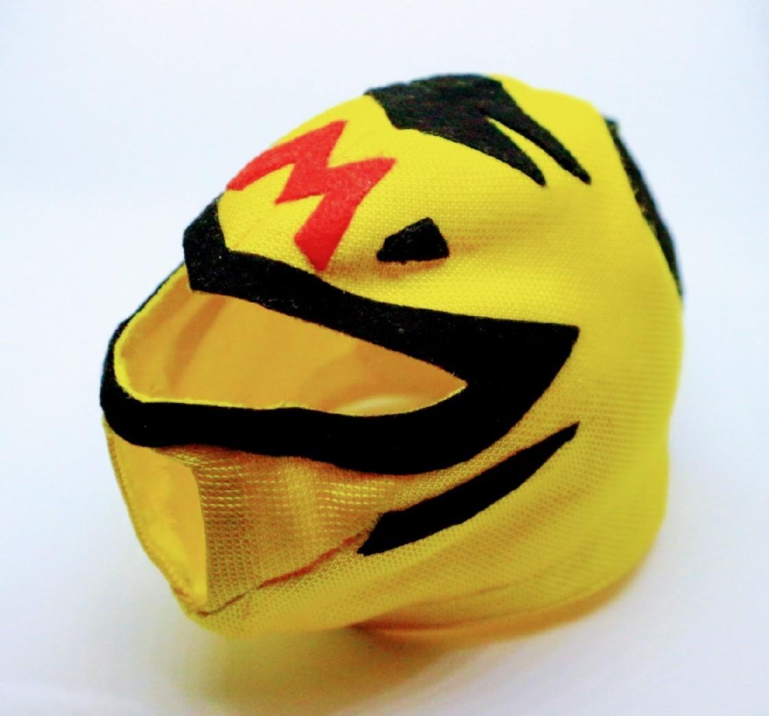 猫 点眼補助具 目だしマスク 点眼マスク(覆面) 猫の目薬用 猫用品:ノーマル版