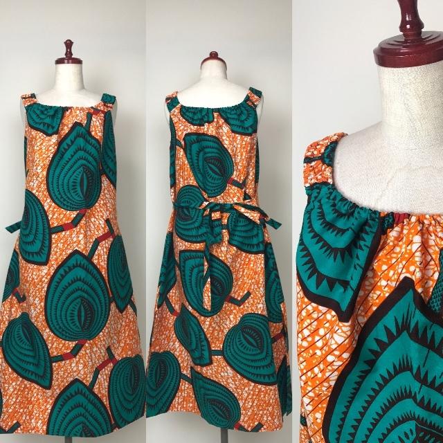 らくらくリゾートワンピース 15(日本縫製)