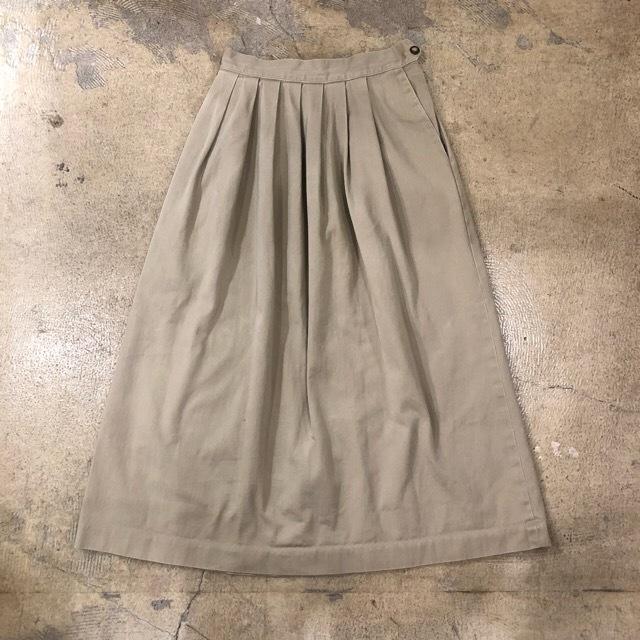 Jos.A.Bank Clothiers Chino Skirt ¥4,900+tax