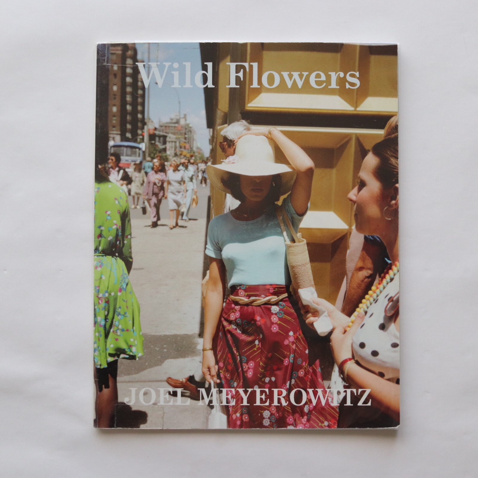 Wild Flowers / Joel Meyerowitz