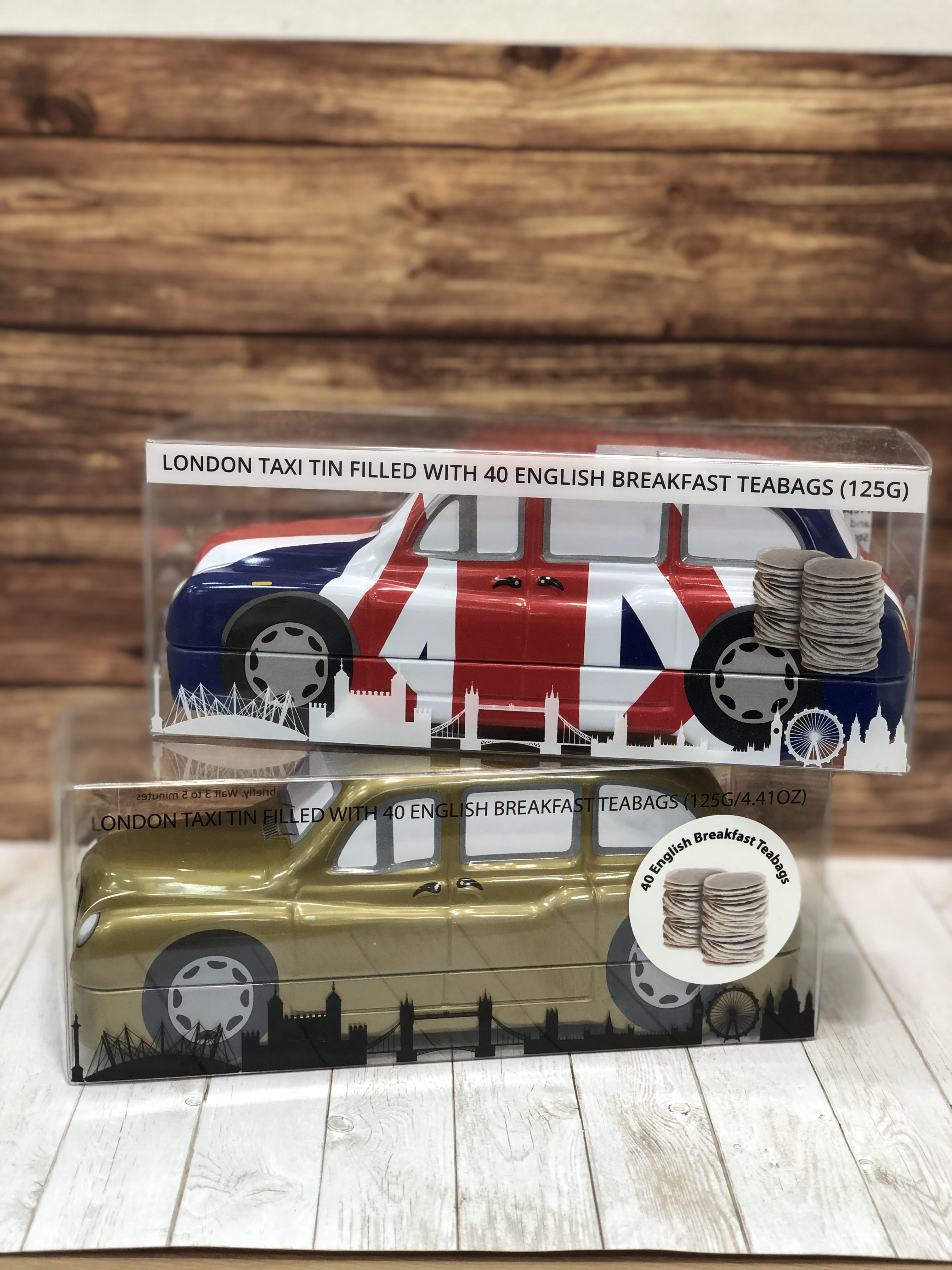 イギリスお土産 ロンドンタクシー 紅茶 ティーバッグ