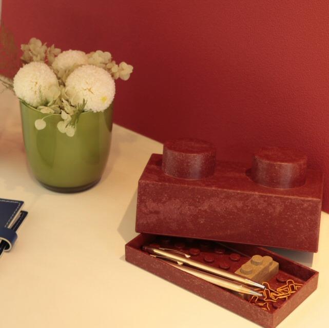 レンブロックトレイ「魅せる小物用収納BOXトレイ」
