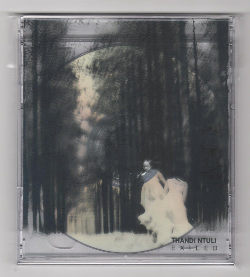 Thandi Ntuli『Exiled』(インパートメント)[2CD]
