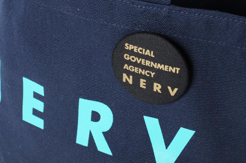 NERV Lunch Bag (ネイビー×ブルー) / RADIO EVA