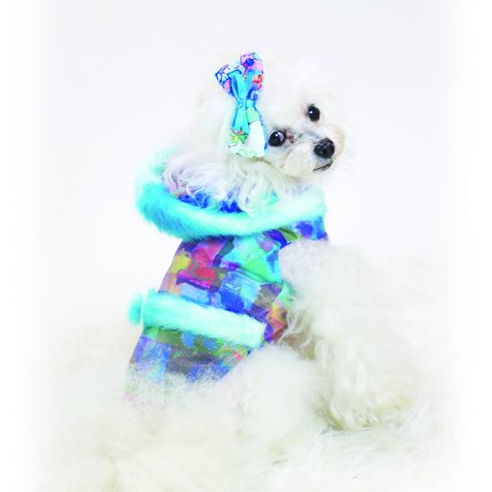 jibun-fuku DOG 【コート】DOGCORT2018176