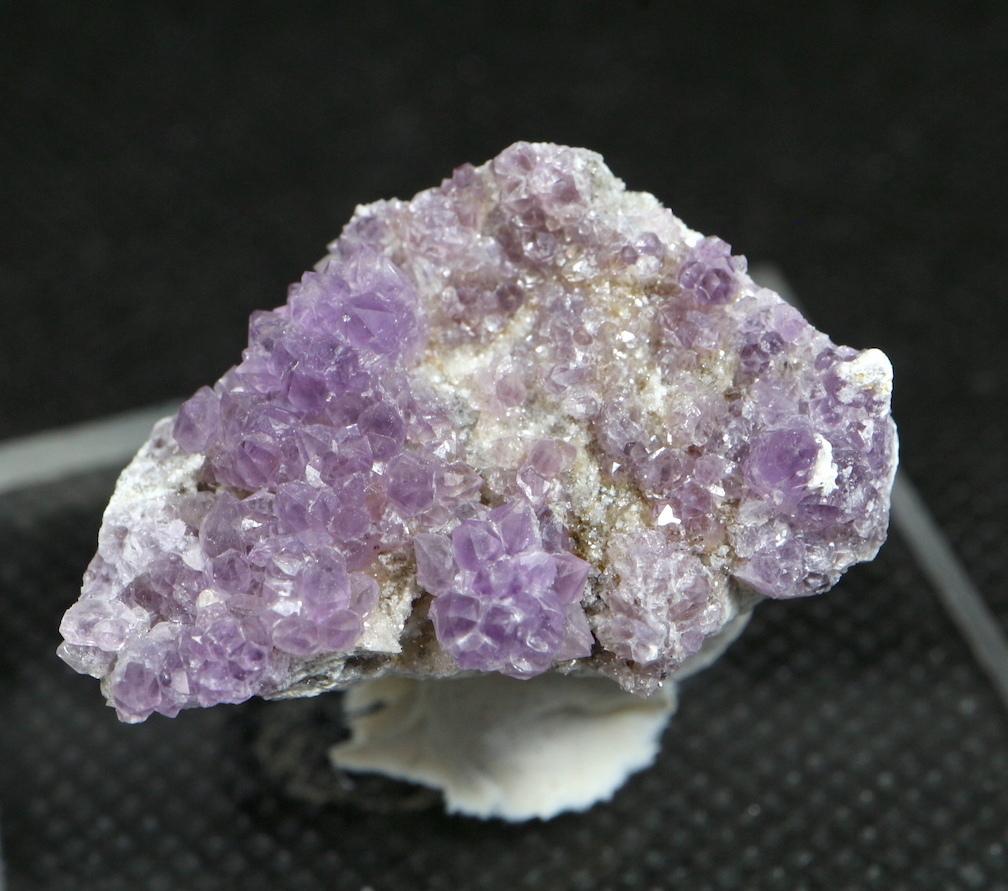 ネバダ州産 アメジスト クリスタル クラスター 結晶 14g AMT022 鉱物 天然石 原石 パワーストーン