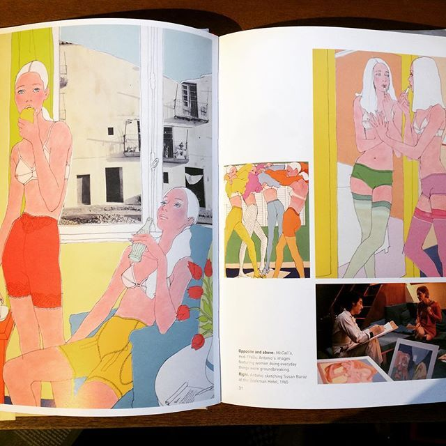 作品集「Antonio Lopez: Fashion, Art, Sex, and Disco」 - 画像2