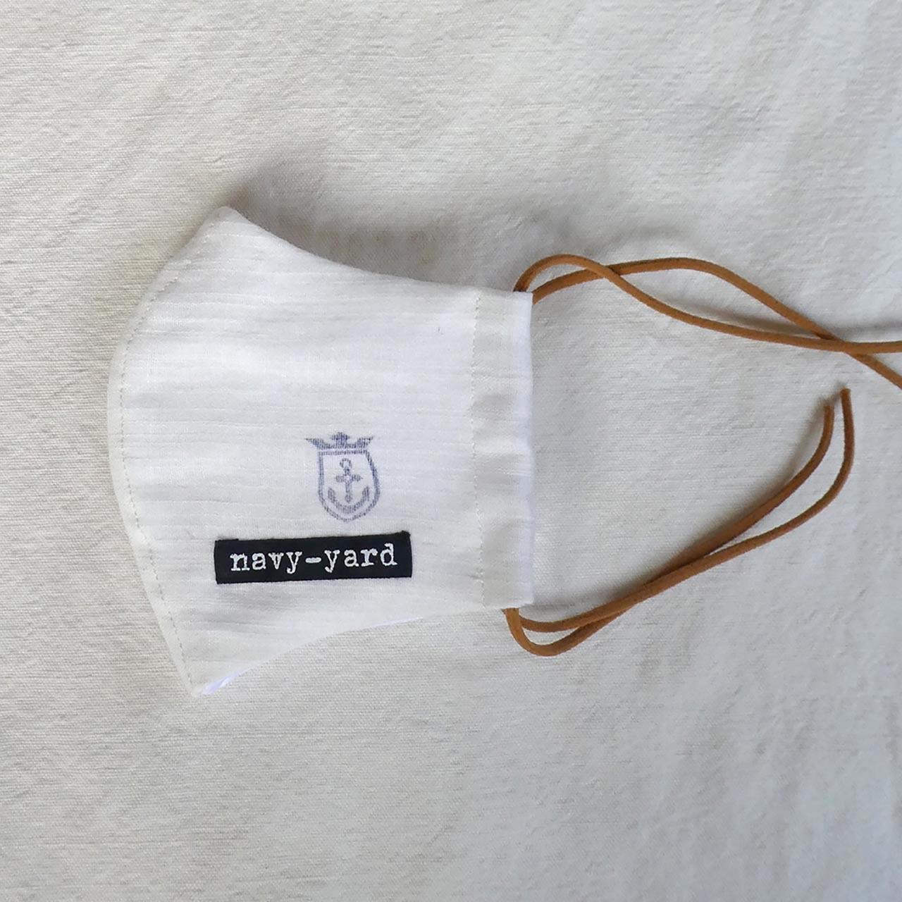 navy-yard オリジナルデザインマスク B