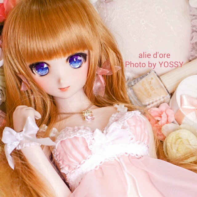 aile d'ore×Transparentコラボ MDD(S~L)ベビードールセット