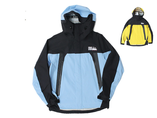 FIRSTDOWN|3Layer Mountain Jacket